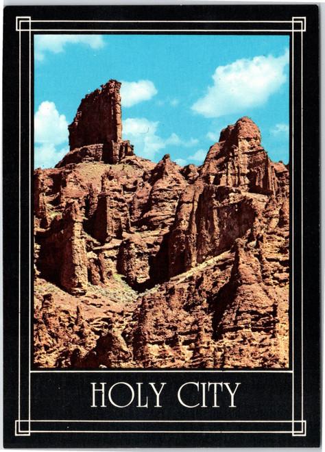 The Holy City, Wapiti Valley