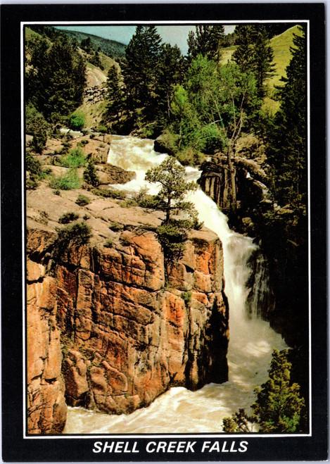 Shell Creek Falls