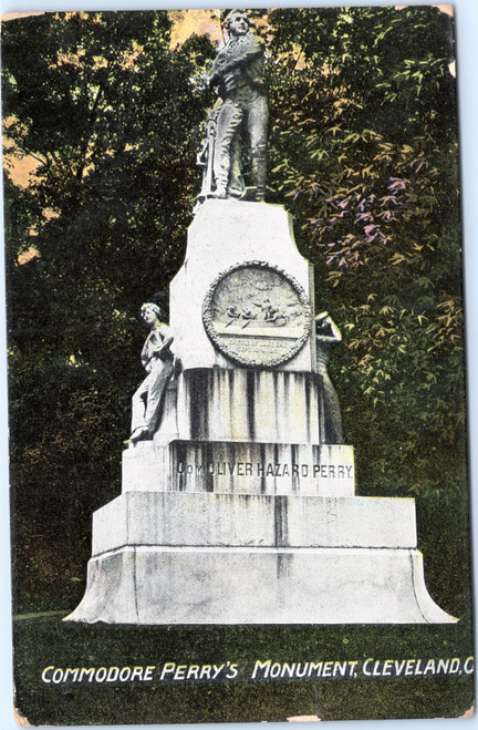 Commodore Perry's Monument