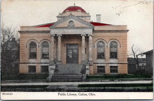 Galion public library