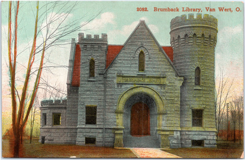 brumback library