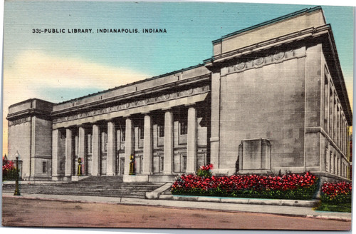 Indianapolis Public Library