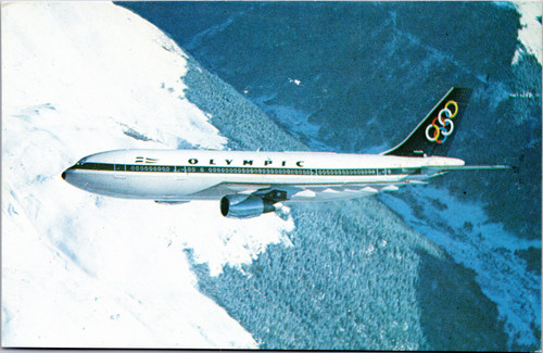 Olympic Airways Airbus