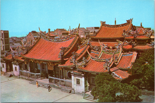 Lung Shan Temple Taiwan