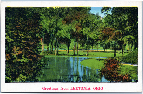 Leetonia Ohio