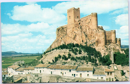 almansa spain
