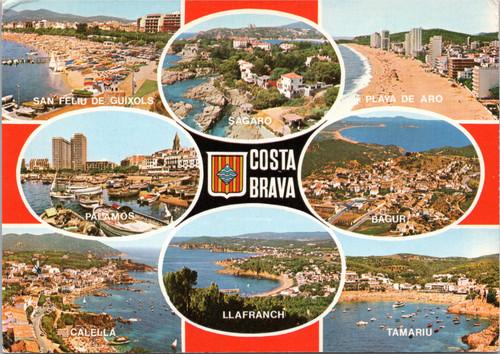 Costa Brava Spain