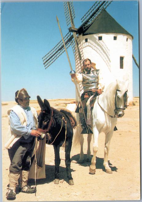 Ciudad Real Don Quixote