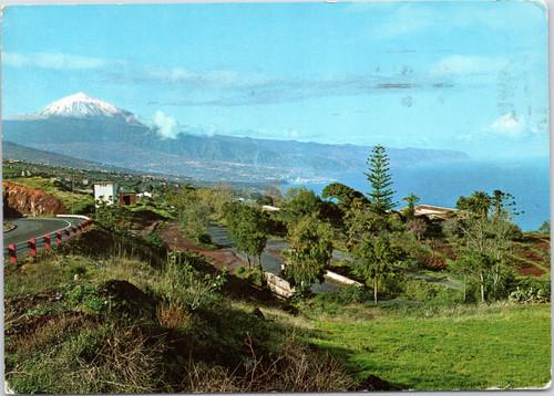 Canary Islands Tenerife