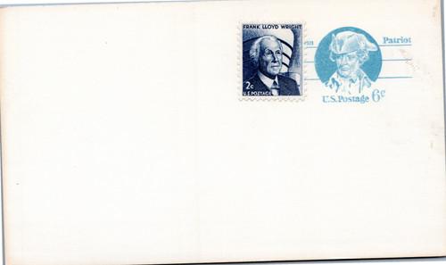 John Hanson Postal Card