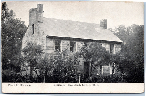 Presdient McKinley homestead