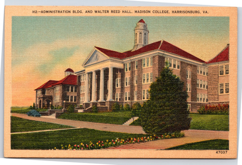 Madison College Walter Reed