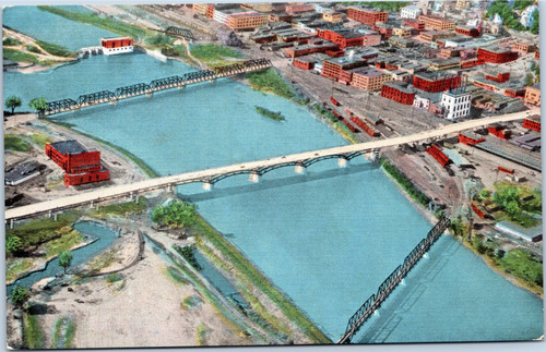 Ottumwa Bridge and Viaduct
