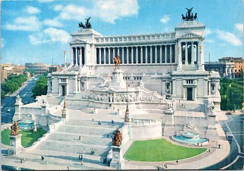Italy Rome Altare della Patria