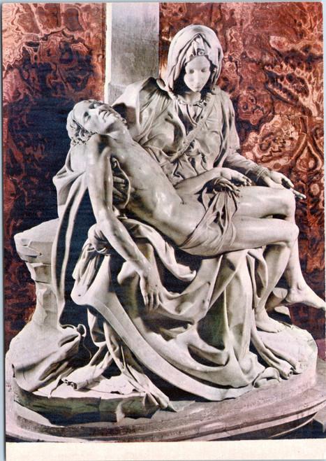 The Pieta Michelangeo
