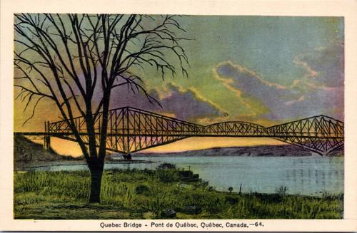 Quebec bridge