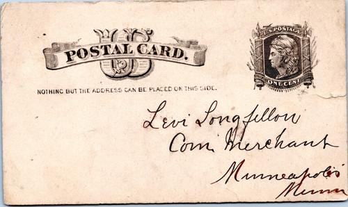 US Postal Card