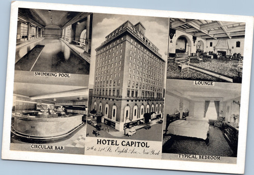 Hotel Capitol NYC