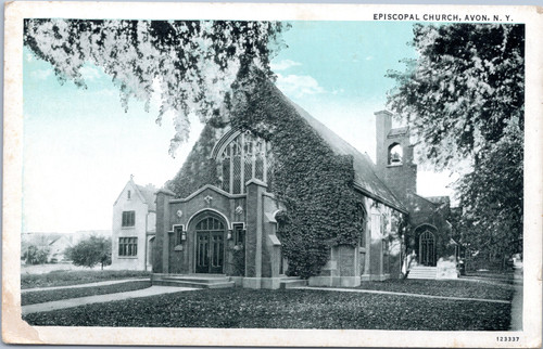 Episcopal Church Avon NY