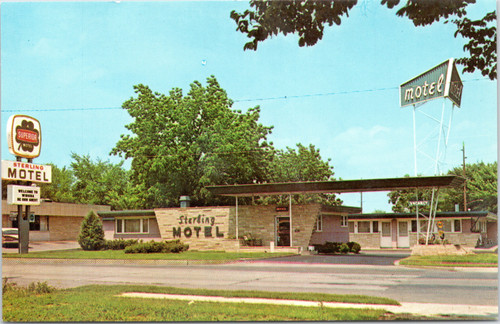 Sterling Motel Winona Minnesota