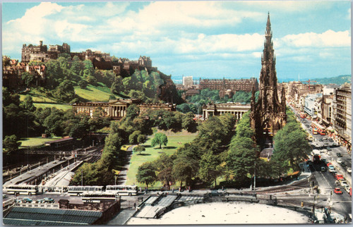 Edinburgh Scottland