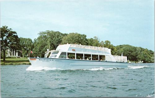 Mailboat Lake Geneva