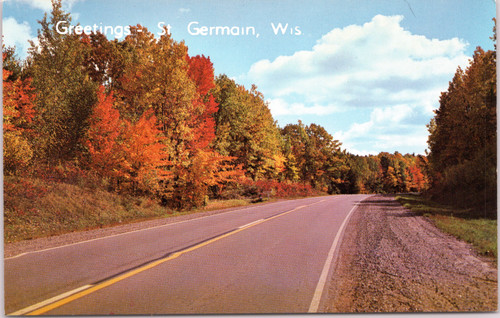 St. Germain Wisconsin