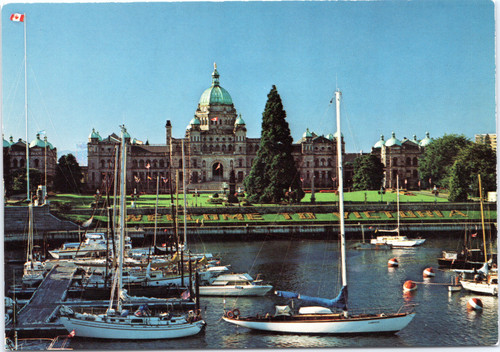 Victoria British Columbia Parliament Buildings