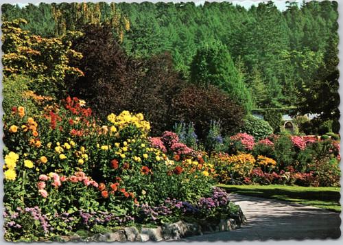 Butchart's Gardens Victoria BC
