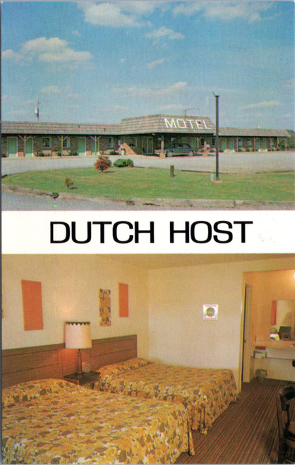 Dutch Host Motel Sugar Creek