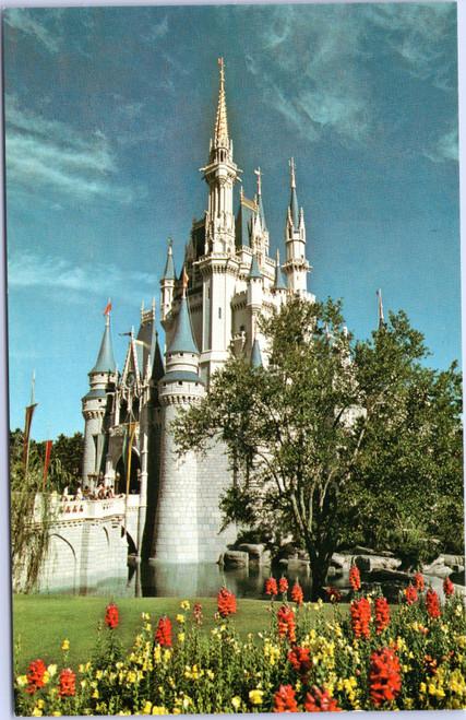 Disney World - Cinderella's Castle
