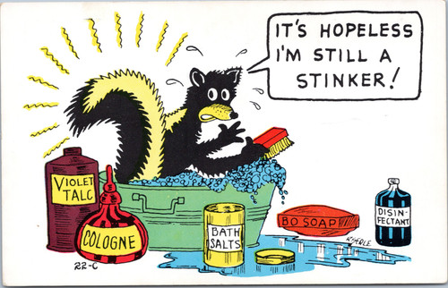 skunk comic
