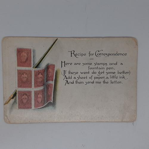 Recipe for Correspondence