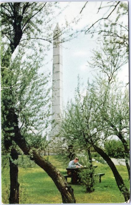 SOHIO - Fort Meigs Monument  (20-11-842)