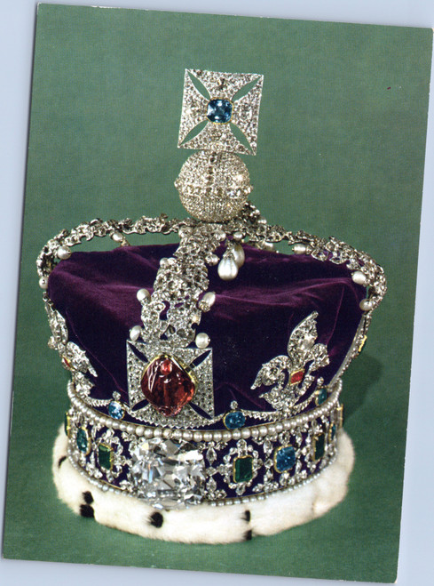 Coronation Regalia