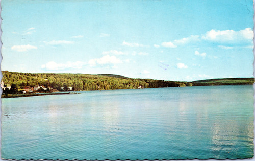 Lake Seymour & Morgan Center, Vermont