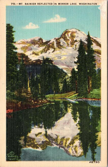 Mt. Rainier Washington