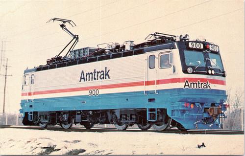 Amtrak Trains