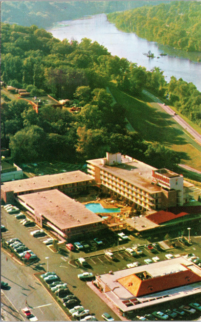 Marriot Motor Hotel Key Bridge