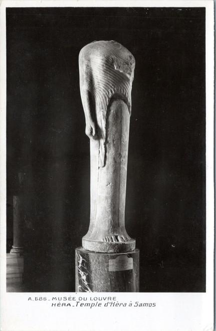 Hera - Temple of Hera in Samos  (22-13-431)