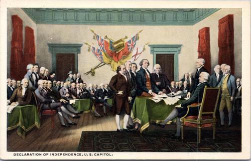 Declaration of Indpendence