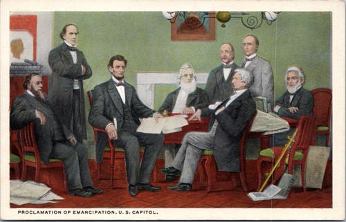 Proclamation of Emancipation