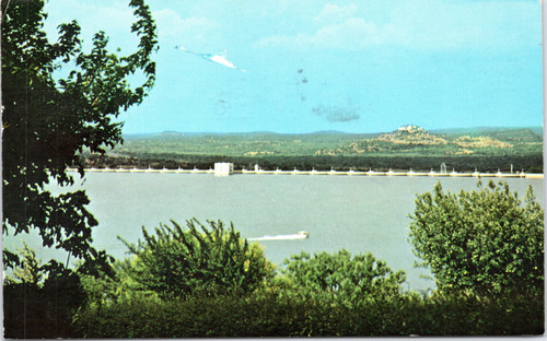 Lake Buchanan Texas