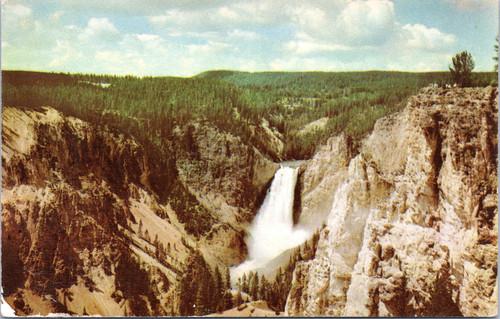 Yellowstone Park Grand Canyon