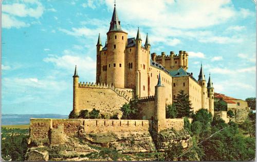 Alcazar Castle Pan Am