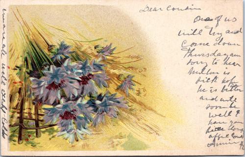 floral, embossed -  Paul Finkenrath (misc699_08212021_09)