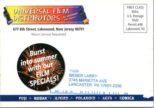 universal discount film