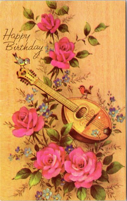 Happy Birthday - Mandolin