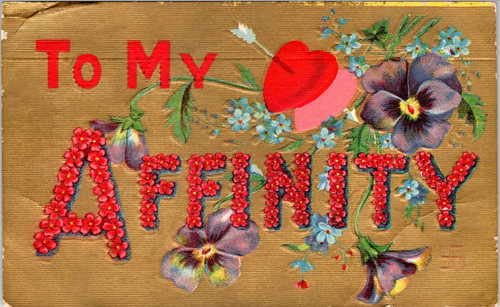 To My Affinity (26-15-737)