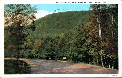 Mohawk Trail Massachusetts